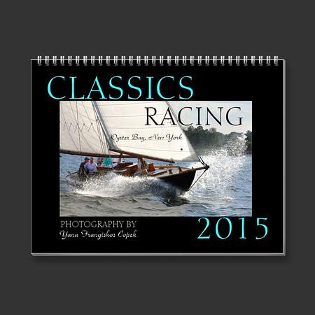 2015 Classics Racing CALENDAR