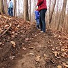 Fall line trails created by rouge trail builder.