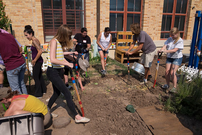2015 Fall Dig-in Leader Workshop and Dig-ins