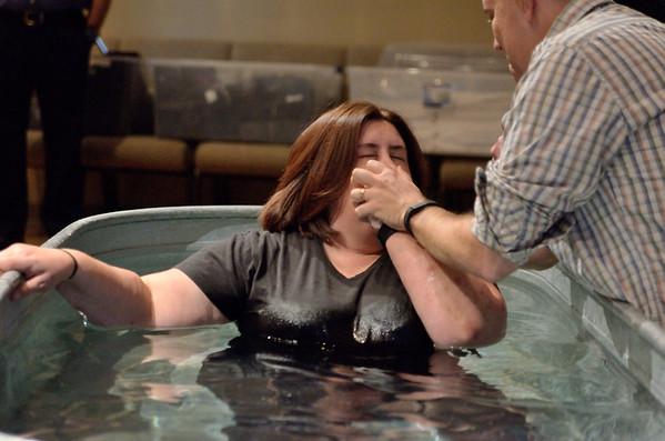 2015 May Baptisms