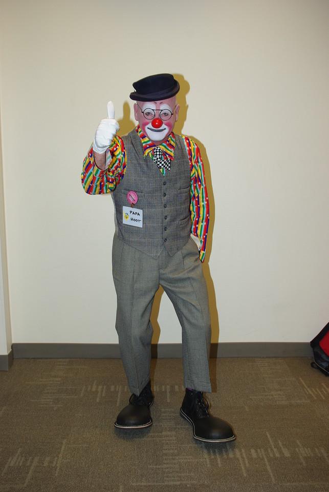 2015 Clown Corps Workshop