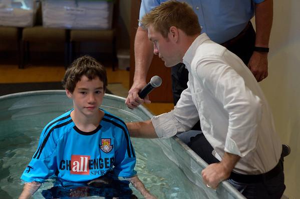 2015 September Baptisms