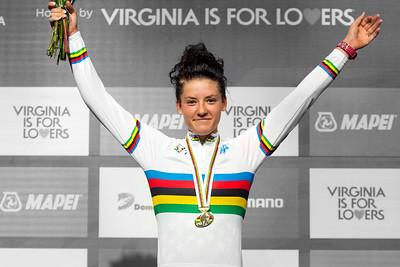 2015 UCI Road World Championships, Richmond, VA