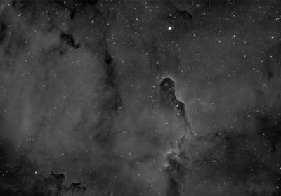 Elephants Trunk Nebula IC 1396