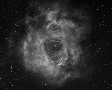 Rosette Nebula C59 NGC2237  H-Alpha 12-15-15