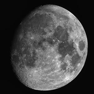 Moon-  6 Panel Composite