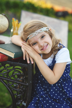 Reyna - Back to School Pictures