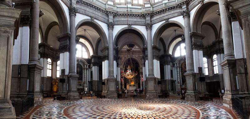 Santa Maria Della Salute, Venice, Italy
