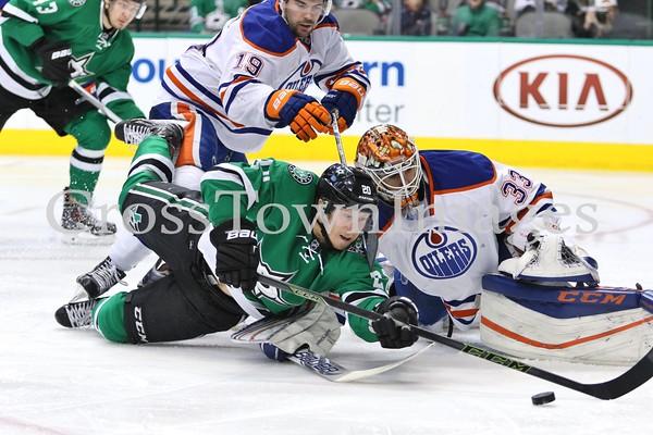 Stars vs Oilers  2