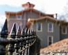 Fence at Asa Packer Mansion