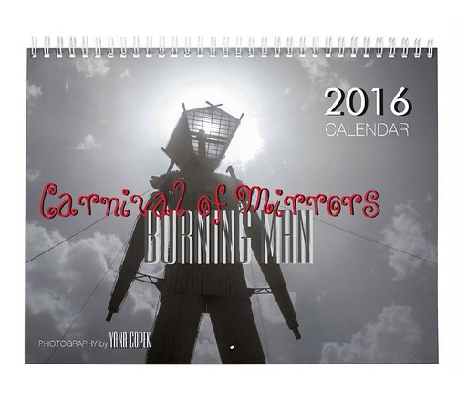 2016 Burning Man CALENDAR