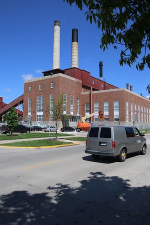 5-16 U of I Abbott Power Plant Illinois Sustainable Technology Center