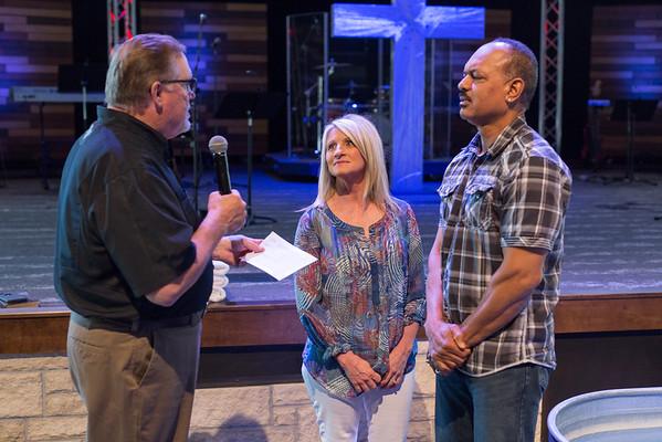 2016 July Baptisms