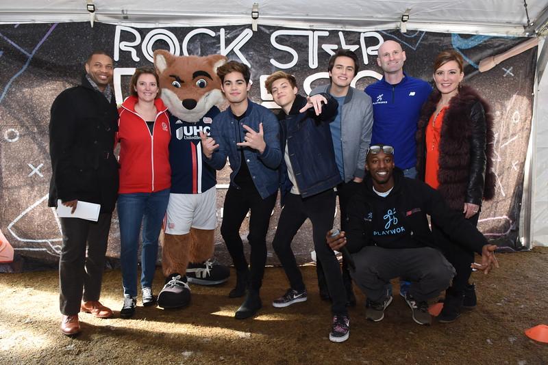 "2016 Playworks - ""Rock Star Recess"""