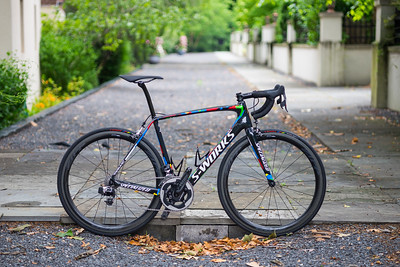 2016 Specialized S-Works Sagan WC Tarmac