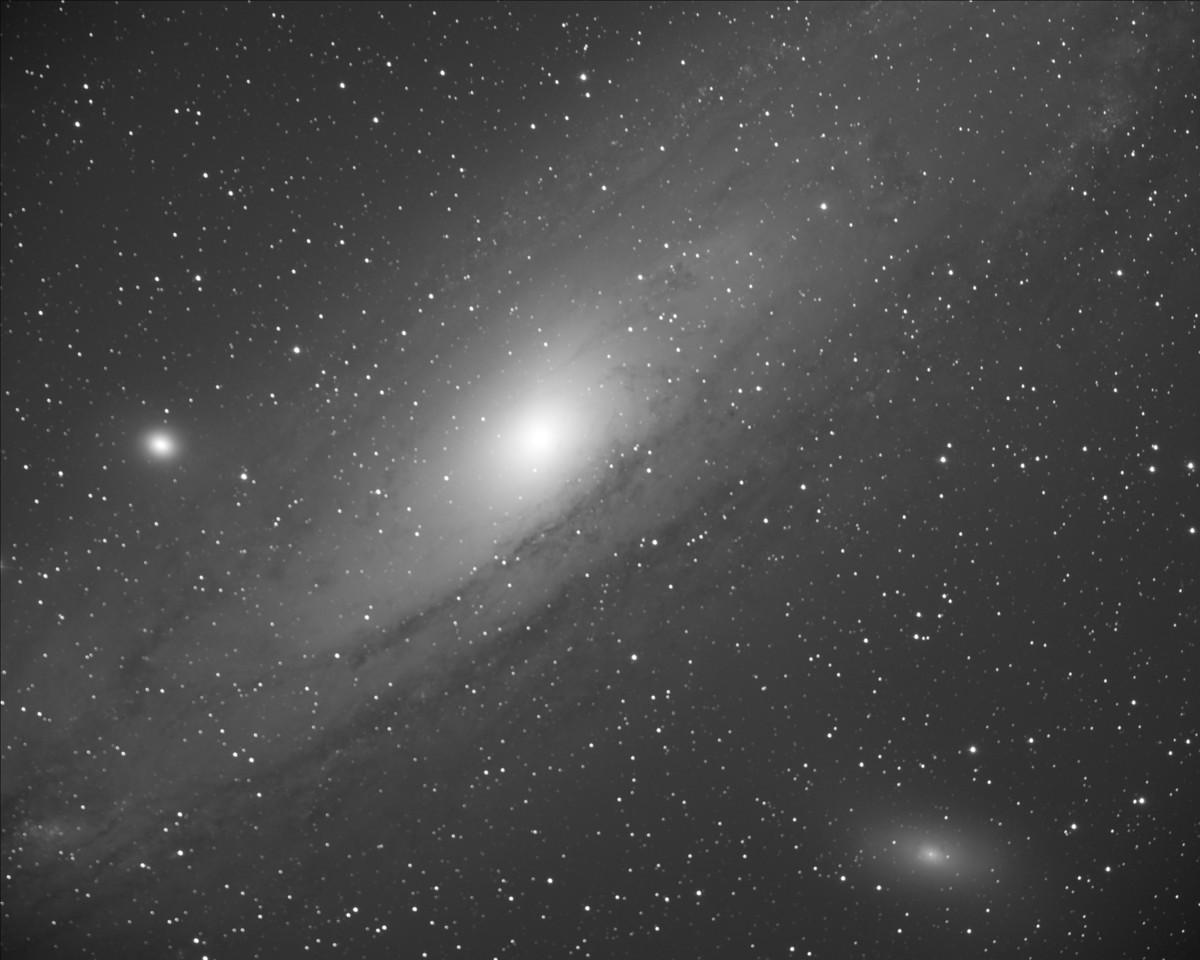 M31 Green Filter