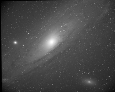 M31 Blue Filter