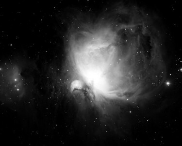 Orion Nebula M42 5nm H-Alpha Narrowband Capture
