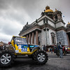 Start ceremony - Action during the Ladoga Trophy2016 - Ladoga Trophy - Saint-Petersburg- From May 28 to 5 in Karjala - Photo Lina Arnautova / Autosportmedia
