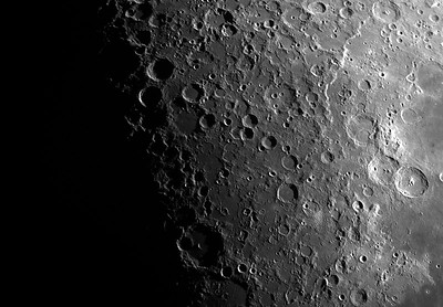 The Lunar X Region