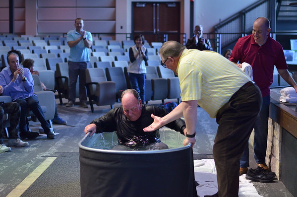 2017 February Baptisms