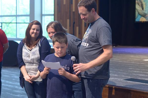 2017 May Baptisms