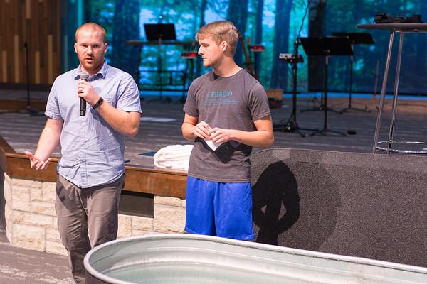 2017 October Baptisms