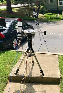 My telescope setup.