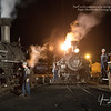 Night Shoot in the Durango Yard