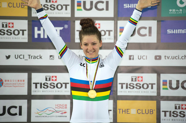UCI Track Cycling World Championships, 2017