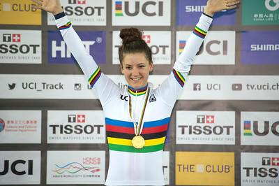UCI Track Cycling World Championships, 2017