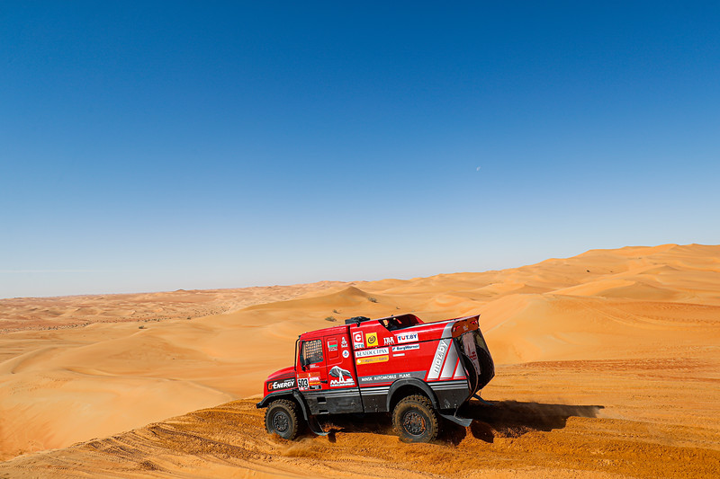 AUTO - DAKAR 2020 SAUDI ARABIA - PART 2