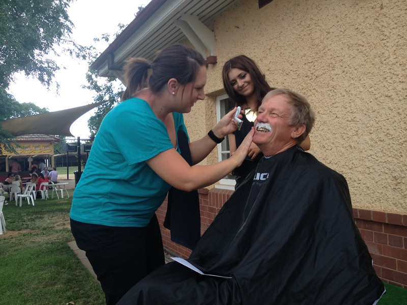 """Time for the mo to go. Read the full story here: <a href=""""http://www.dailyadvertiser.com.au/story/1262137/hull-says-goodbye-to-stache/?cs=12"""">http://www.dailyadvertiser.com.au/story/1262137/hull-says-goodbye-to-stache/?cs=12</a>"""