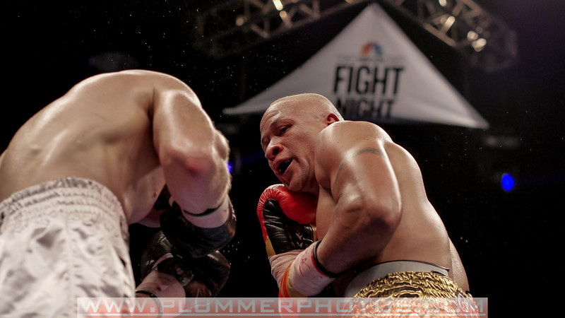 BOXING 2014 - Isaac Chilemba vs Denis Grachev