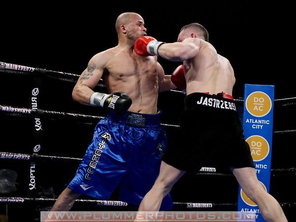 Rafael Jastrzebski versus Mike Mitchell March 2014