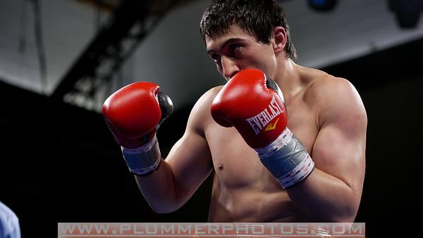 BOXING 2014 - Wilky Campfort versus Khurshid Abdullaev