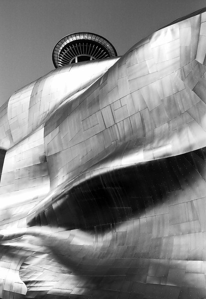 EMP With Space Needle
