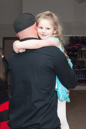 4th Annual Dad & Daughter Dance