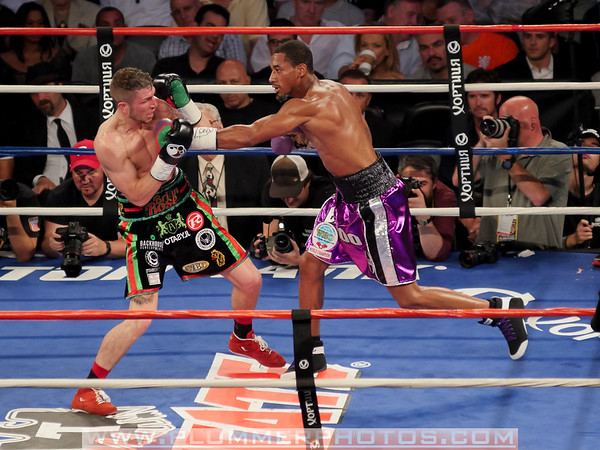 Demetrius Andrade vs Brian Rose 6/14/2014