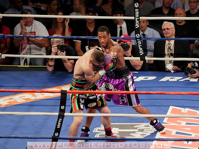 Boxing 2014 - Demetrius Andrade Defeats Brian Rose by TKO
