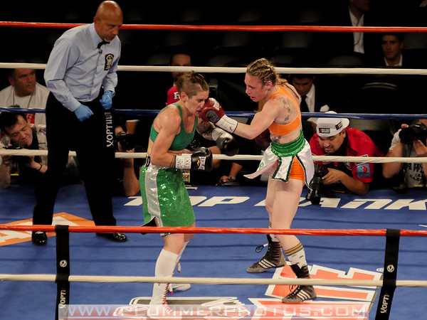 Heather Hardy vs Jackie Trivilino