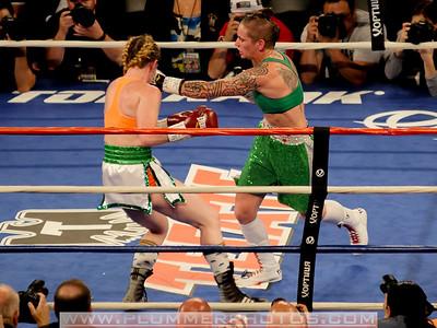 Boxing 2014 - Heather Hardy versus Jackie Trivilino