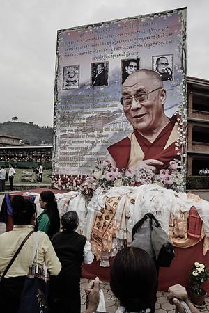 80th Birthday of His Holiness the Dalai Lama of Tibet