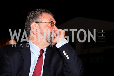 Conrad Martin. 8th Annual Ridenhour Prizes. Photo by Tony Powell. Press Club. April 13, 2011