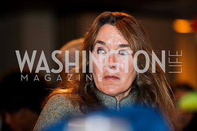 Leslie Cockburn. 8th Annual Ridenhour Prizes. Photo by Tony Powell. Press Club. April 13, 2011