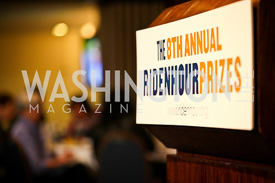 8th Annual Ridenhour Prizes. Photo by Tony Powell. Press Club. April 13, 2011