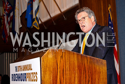 Fertel Foundation President Randy Fertel. 8th Annual Ridenhour Prizes. Photo by Tony Powell. Press Club. April 13, 2011