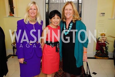 Susan Blumenthal, Doris Matsui,Catherine Stevens,A Barbeque for Herbie Hancock,September 13,2011,Kyle Samperton