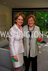 Kathleen Townsend,Marie Ridder, A Birthday Tea for Willee Lewis,May 26,2011,Kyle Samperton