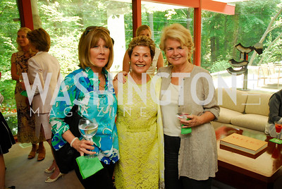 Ginny Grenham, Ann Brown,Anne Fleming, A Birthday Tea for Willee Lewis,May 26,2011,Kyle Samperton
